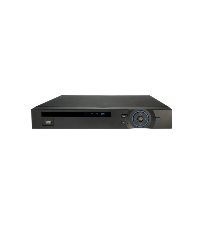 Video recorder HDCVI 8 channels 5108H