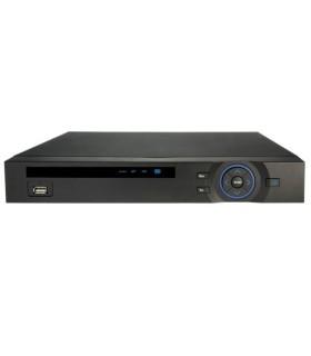 Grabador de vídeo HDCVI 8 canales con alarma 5108HE