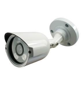 Caméra bullet HDCVI objectif fixe 2.8mm vision nocturne IR 30m