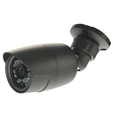Cámara HDCVI con lente fija 3.6mm y visión nocturna 30m