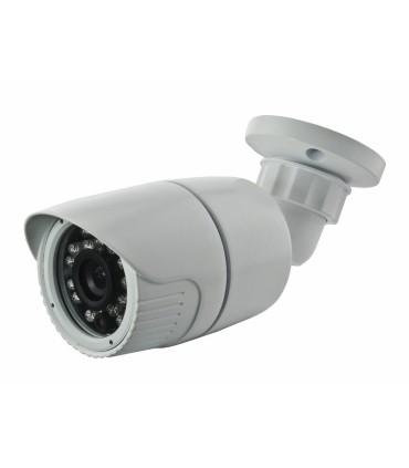 Cámara HDCVI 1080p con 2 Mpx, lente fija 3.6mm y visión nocturna de hasta 30 m