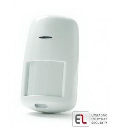 Detector de movimiento inalámbrico Inmune a mascotas EL2645PI
