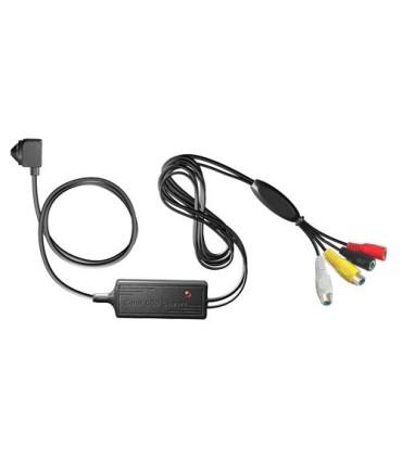 Caméra miniature pour l'installation cachée MC-301LAH