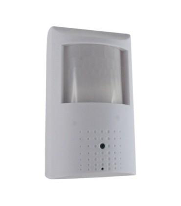 Cámara oculta en detector de movimiento con visión nocturna