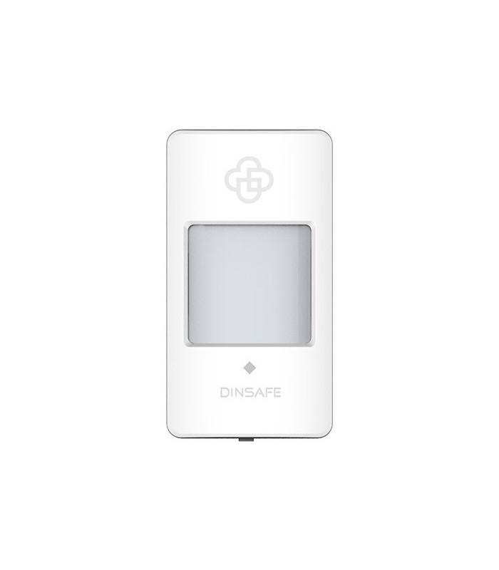 Detector de movimiento inalámbrico para alarma Dinsafe