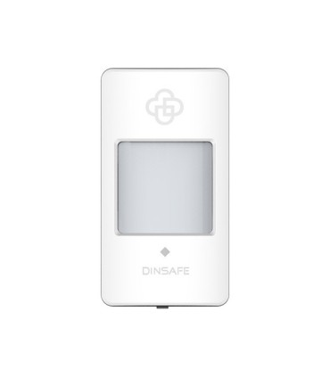 Wireless motion detector for Dinsafe alarm