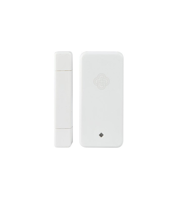 Wireless magnetic detector to Dinsafe alarm
