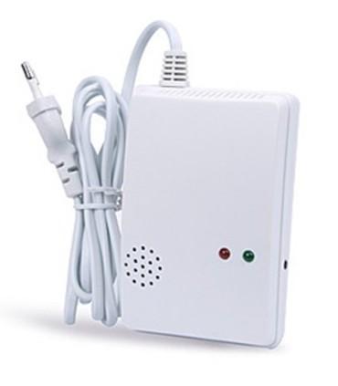 Detector de gas inalambrico