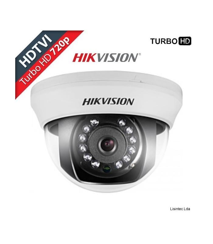 Dome Camera HDTVI Hikvision HD 720p Indoor