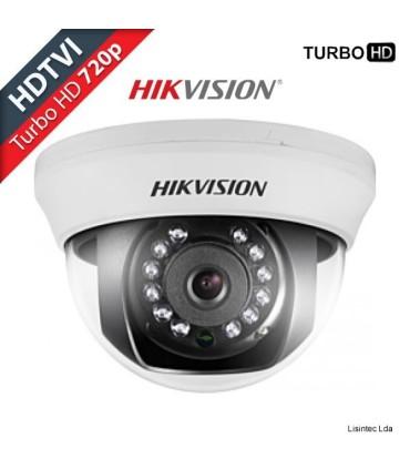Caméra Dome HDTVI Hikvision  HD 720p
