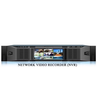 Gravadores IP NVR